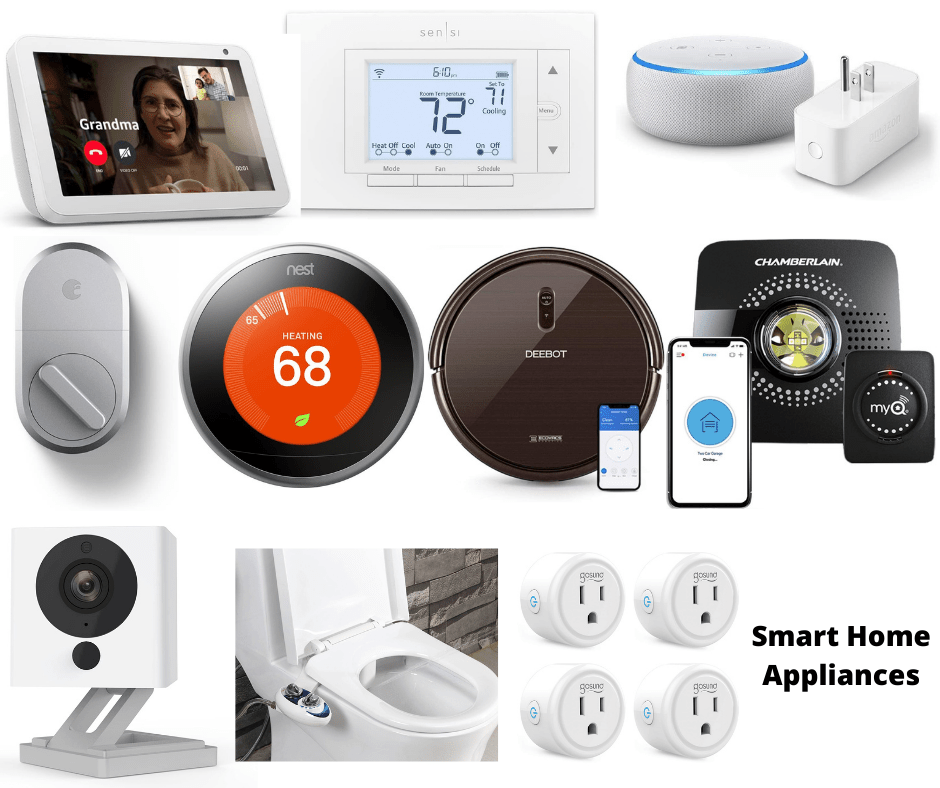 Top 10 Smart Home Appliances