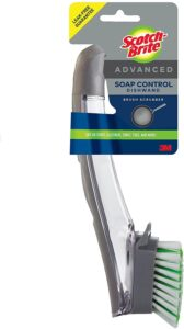 Scotch-Brite Advanced Soap Control Dishwand Brush