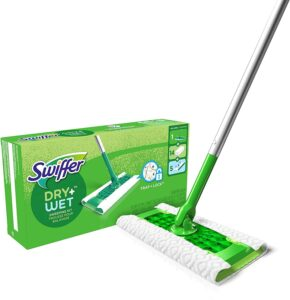 Swiffer Sweeper Dry + Wet