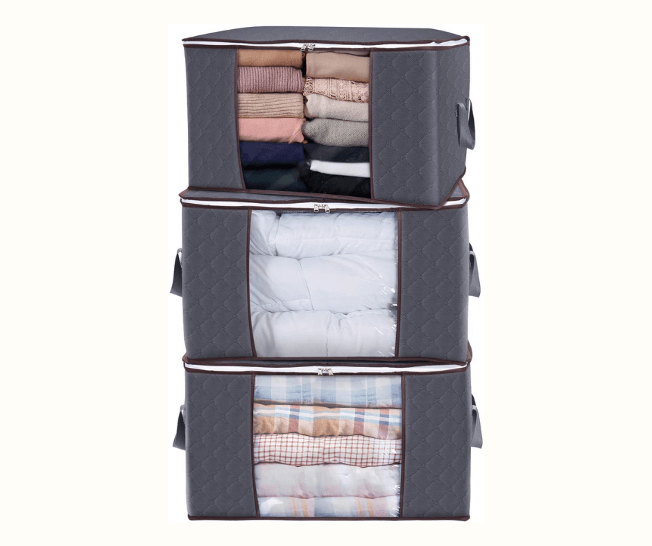 Lifewit-Large-Capacity-Clothes-Storage-Bag-Organizer-with-Reinforced-Handle