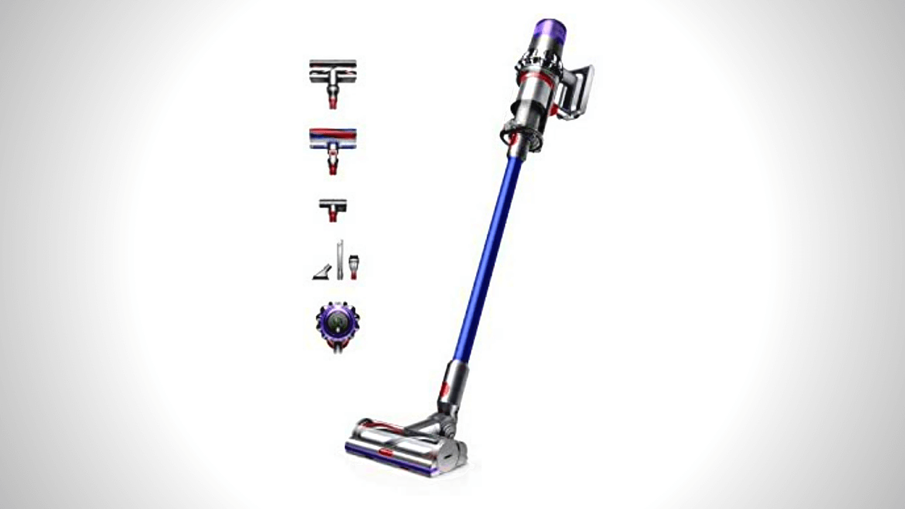 how to use a dyson vacuum cleaner